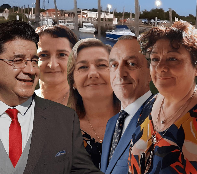 Elus opposition Audenge